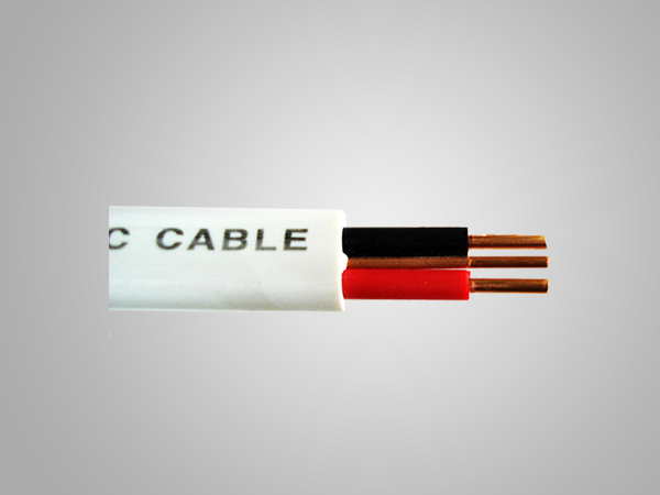 PVC Insulated and Sheathed Flat Wire