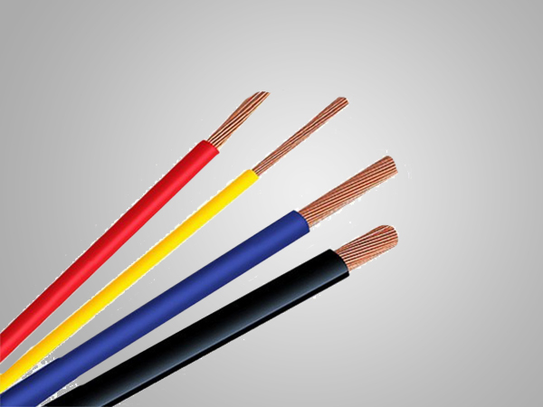 PVC Insulated and Sheathed Round Wire